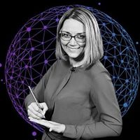 Svetlana Zharova - Cryptocurrency Consulting